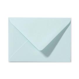 Envelop 12x18 cm | ZACHTBLAUW
