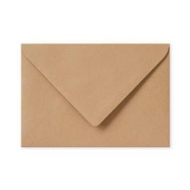 Envelop 12x18 cm | KRAFT