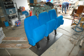 Bioscoop stoelen