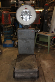 Vintage industriële Berkel weegschaal type 1000
