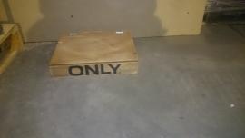 Houten doosjes van de only