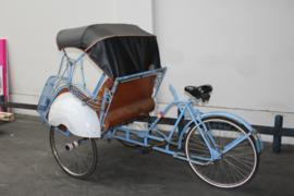 Vintage Fietstaxi / Riksja