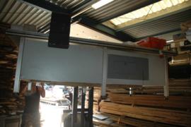 CNC gestuurde freesmachine Precix 9100 series DC3BR