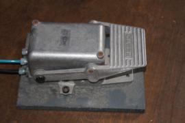 Festo voetventiel met mechanische pal
