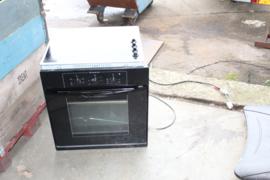Inbouw combinatie kookplaat oven Aristona