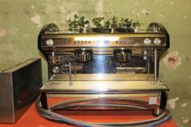 Barista koffie machine (+ ''coffee'' bord)