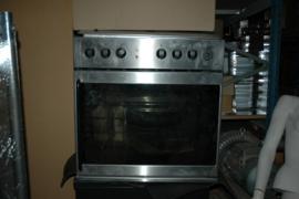 Inbouw combinatie kookplaat / oven atag