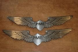 Massief aluminium PME reklame borden