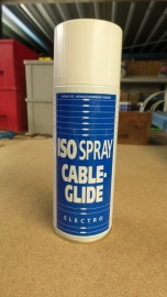Isospray cable glide