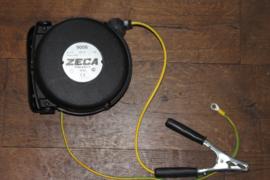 Zeca 9006 IP42 aardkabelhaspel