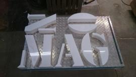 Letters Mango