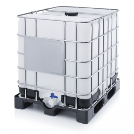 1000 liter watertank (geen drinkwater)