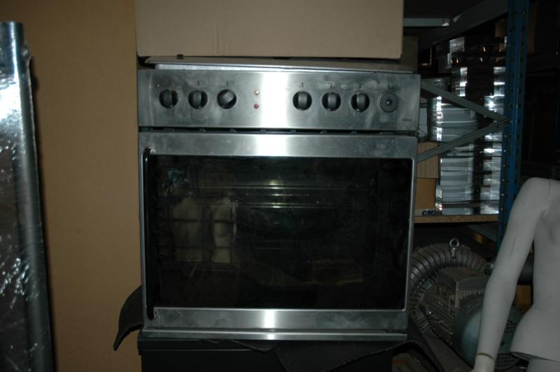 Inbouw Combinatie Kookplaat Oven Atag Keuken Garage