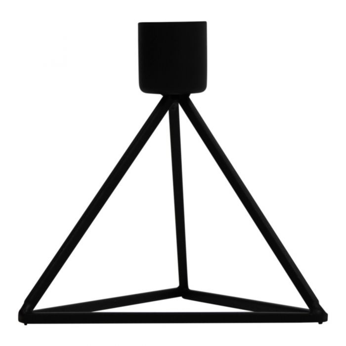 Kaarsenhouder triangel
