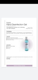 Explicit Hand Desinfection Gel