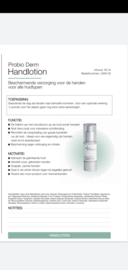 Pro Bioderm Handlotion