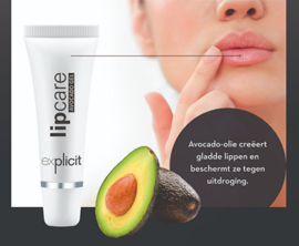 Explicit Lip Care  Avocado Gel