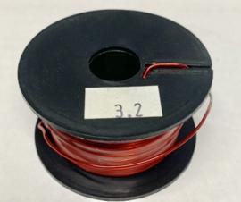 ACC32 Luchtkern crossover spoelen 3,2 MH