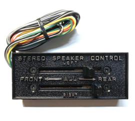Stereo speaker control SC-40