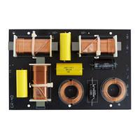 Audio Dynavox - Pro 3 weg 300W filter