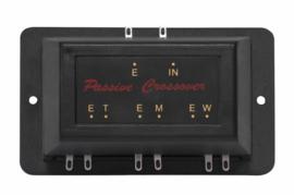 Audio Rockwood - 3 weg Frequentie filter