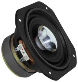Breedband-luidsprekerchassis Monacor SP-50X 100 W 8 Ω