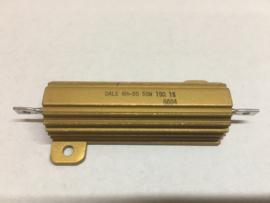 DALE RH-50W / 15 OHM /1% 8604 J6