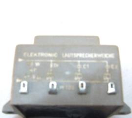 Elektronic luidsprekerfilter 80w