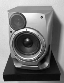 Set Philips boekenplank speakers