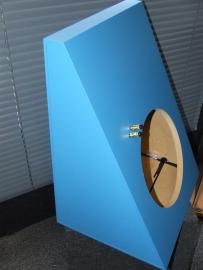 12 inch blauwe sub behuizing