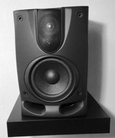 Set Philips boekenplank speakers