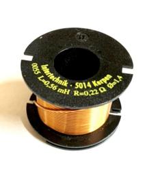 Intertechnik 0,56Mh / 0,22 ohm 1,4mm