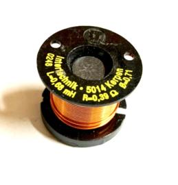 intertechniek 0,68 Mh 0,39 ohm 0,71mm