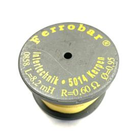 Ferrobar 8,2mH / 0,60 ohm / 0,95mm
