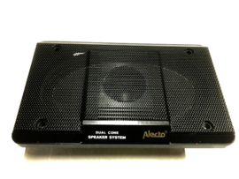 ALECTO Stereo Carspeaker set