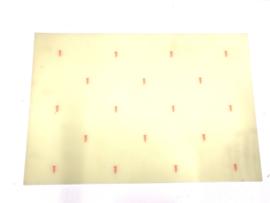Experimenteer-printplaat 30x20 cm