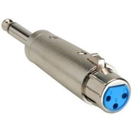 6.3mm Jack male - XLR female Stereo
