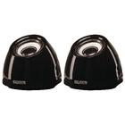 SWEEX. Speaker 2.0 USB 3.5 mm 6 W Zwart
