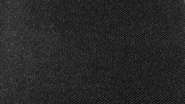 Zwart luidsprekerdoek 80x100cm