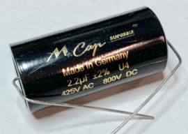 Capacitor MCap Supreme 2,20uF 800V 2% 25x55
