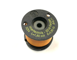 Intertechnik 1,80MH / 0,80 ohm / 0,71mm