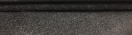 Zwart hoedenplankstof