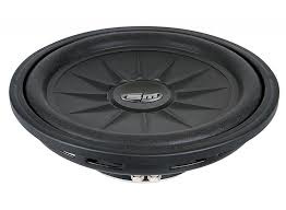 "Subwoofer 30cm 12"" QTS-120WE Boschmann"