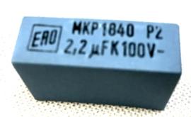 ERO MKP 2,2uf 100v