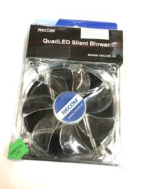 Recom Quad LED Silent Blower 120mm