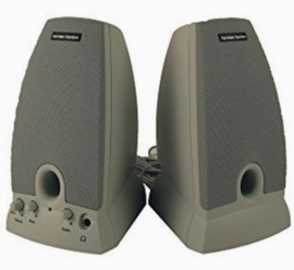 Harman/Kardon HK195 Powered Computer Speakers