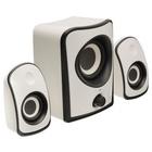 König Speaker 2.1 Bedraad 3.5 mm 8 W Wit