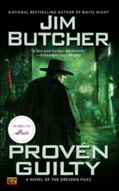 The Dresde Files, book 8, Jim Butcher