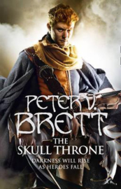 Demon Cycle, book 4, Peter V. Brett