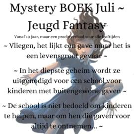 Mystery Boekenbox Juli - Jeugd Fantasy